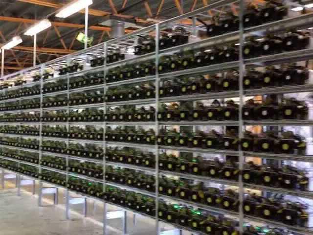Bitcoin Miner Technische Daten